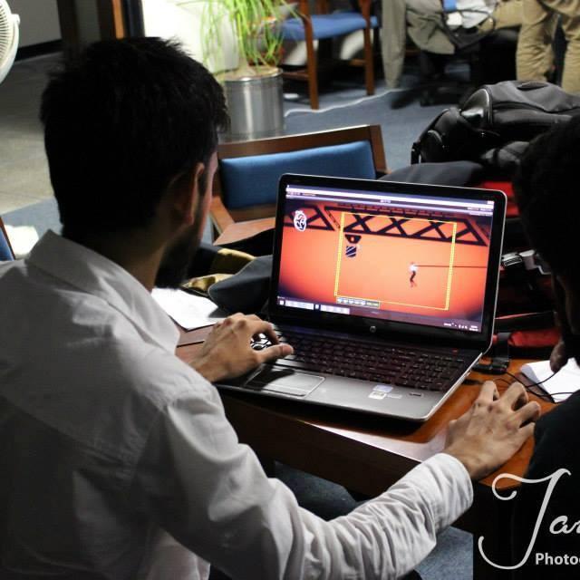 Preparing the video of Saviour