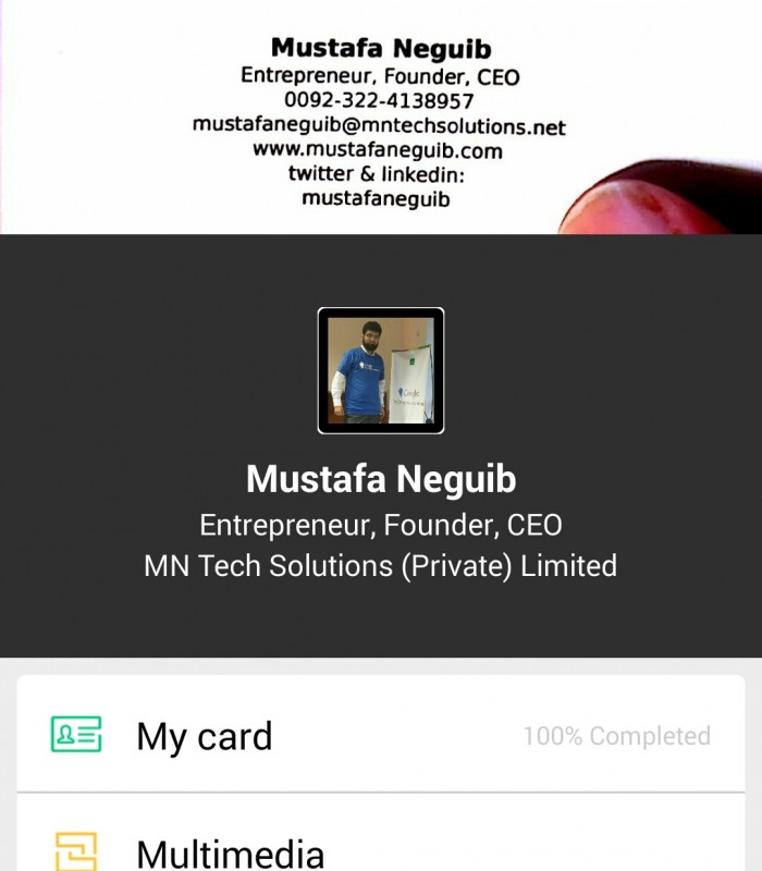 App review camcard business card android app mustafa neguib camcard business card reader review reheart Choice Image