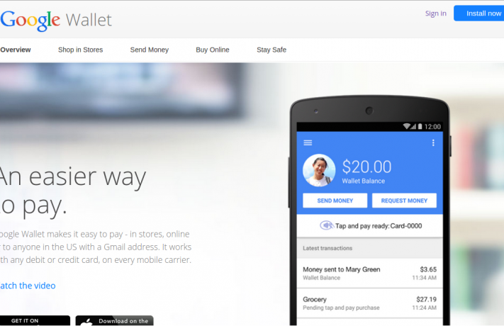 Google Wallet Merchant now supports more countries