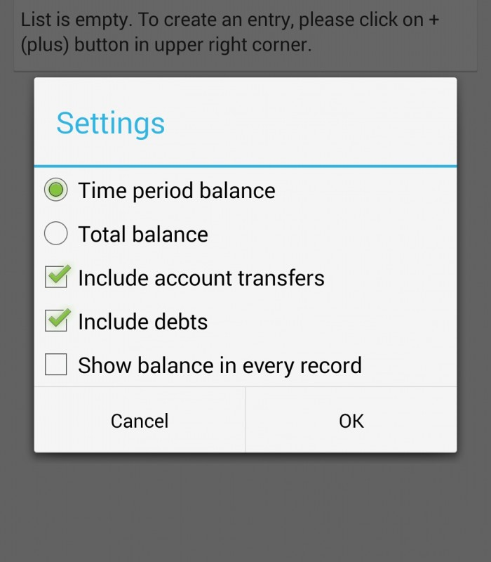 Wallet Finance Management App for Android Review