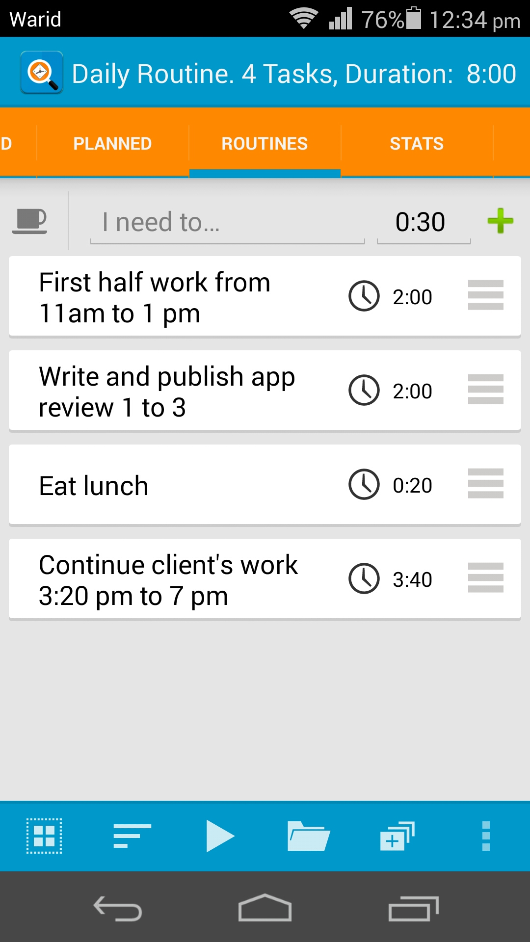 Do Now Time Management App Review